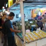 stand de durian
