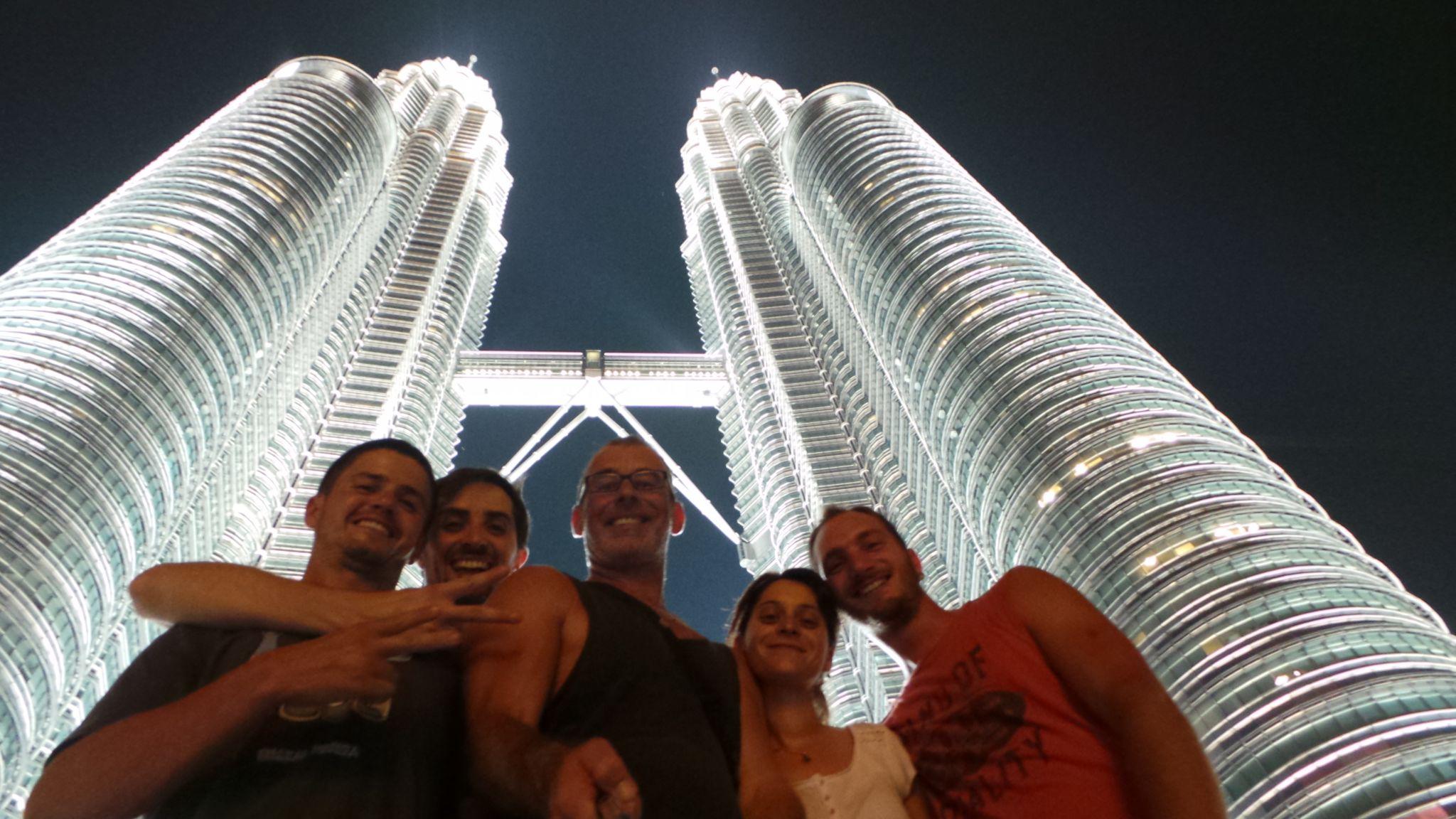 Malaisie et Singapour…
