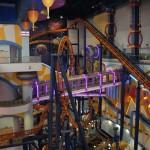 parc d'attraction indoor