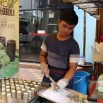 douceurs à base de coco rapé