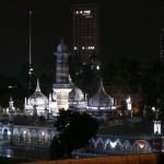 mosquée de nuit