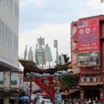 entrée de Chinatown