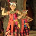 Spectacle de danse Balinaise