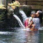 Les eaux sacrées de Tirta Empul