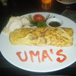 miam! omelette farcie 1€