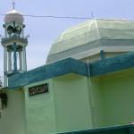 1ère mosquée à Bali (Singaraja)