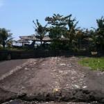 la plage et ses déchets