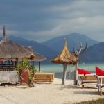 Lombok au loin