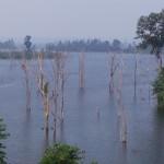 lac de retenue