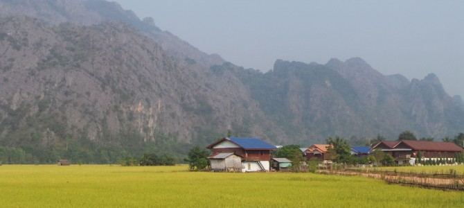 Laos… de Vientiane au Sud