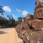 entrée de Angkor Thom
