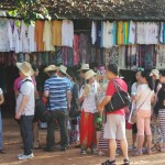 touristes chinois au RV