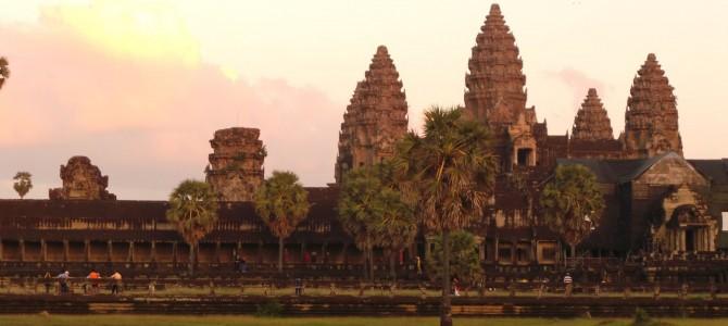 Cambodge… Virée en pays khmer