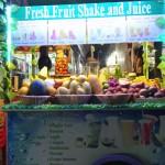 fruits shakes!!