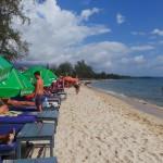 plage de Sihanoukville