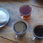 ptit déj à 6h avec café local