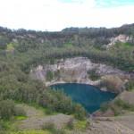 3ème lac un peu excentré