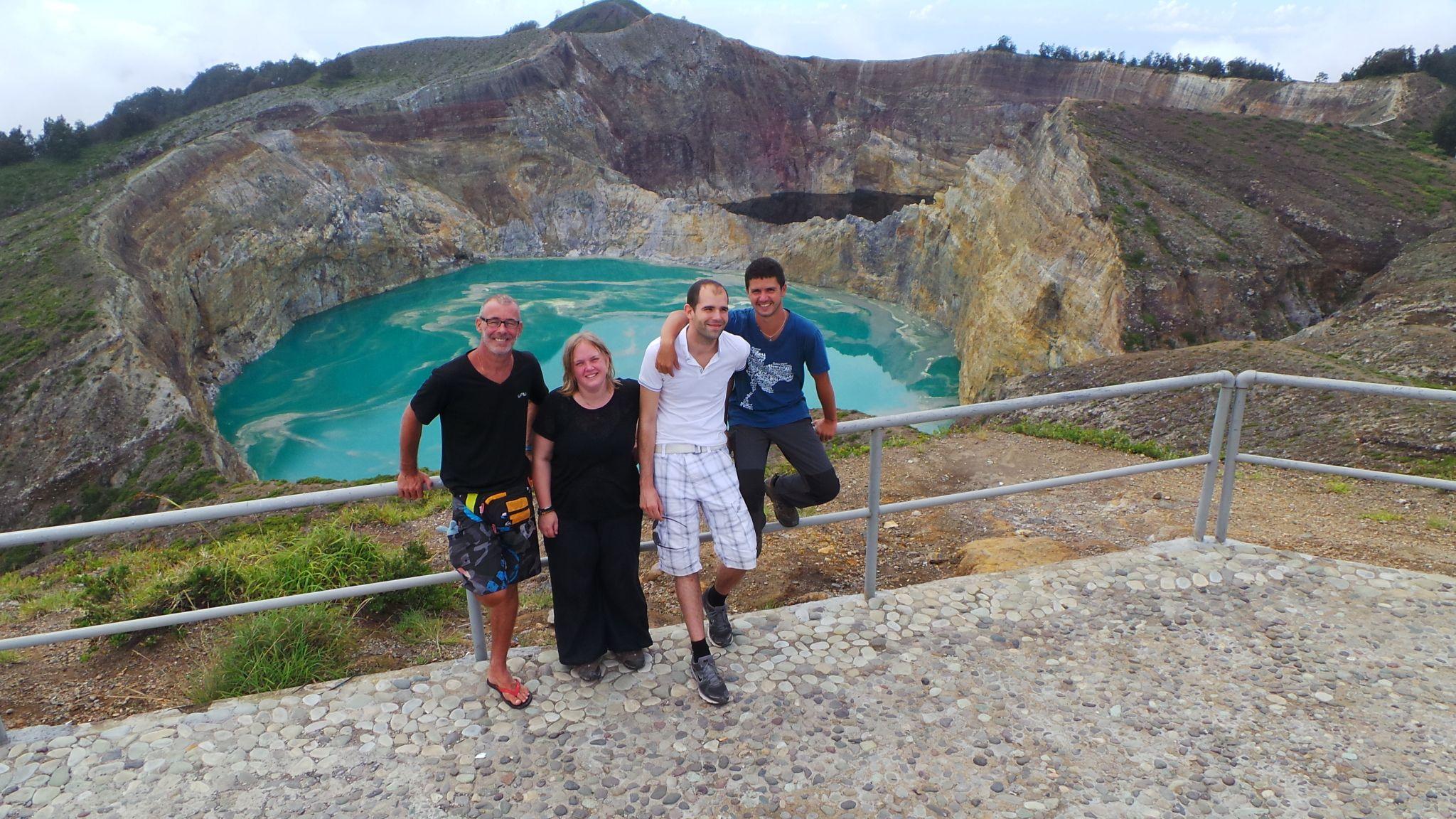 Retour en Indonésie… Bali & Florès