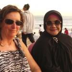 maman et sa copine de Jakarta