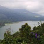 vue sur le Danau Buyan