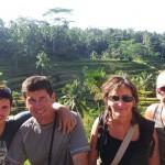 rizière au Nord de Ubud