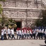 sortie scolaire à Jogja