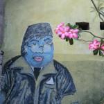 street art à Jogja