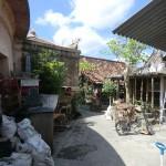 un des quartiers du Kraton