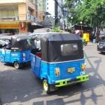 transports typiques de Jakarta