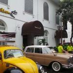 LA rue touristique de Kota...