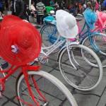 ... avec ses vélos