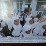 ré-ouverture de la 1ère école