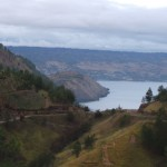 lac Toba à l'horizon... enfin!