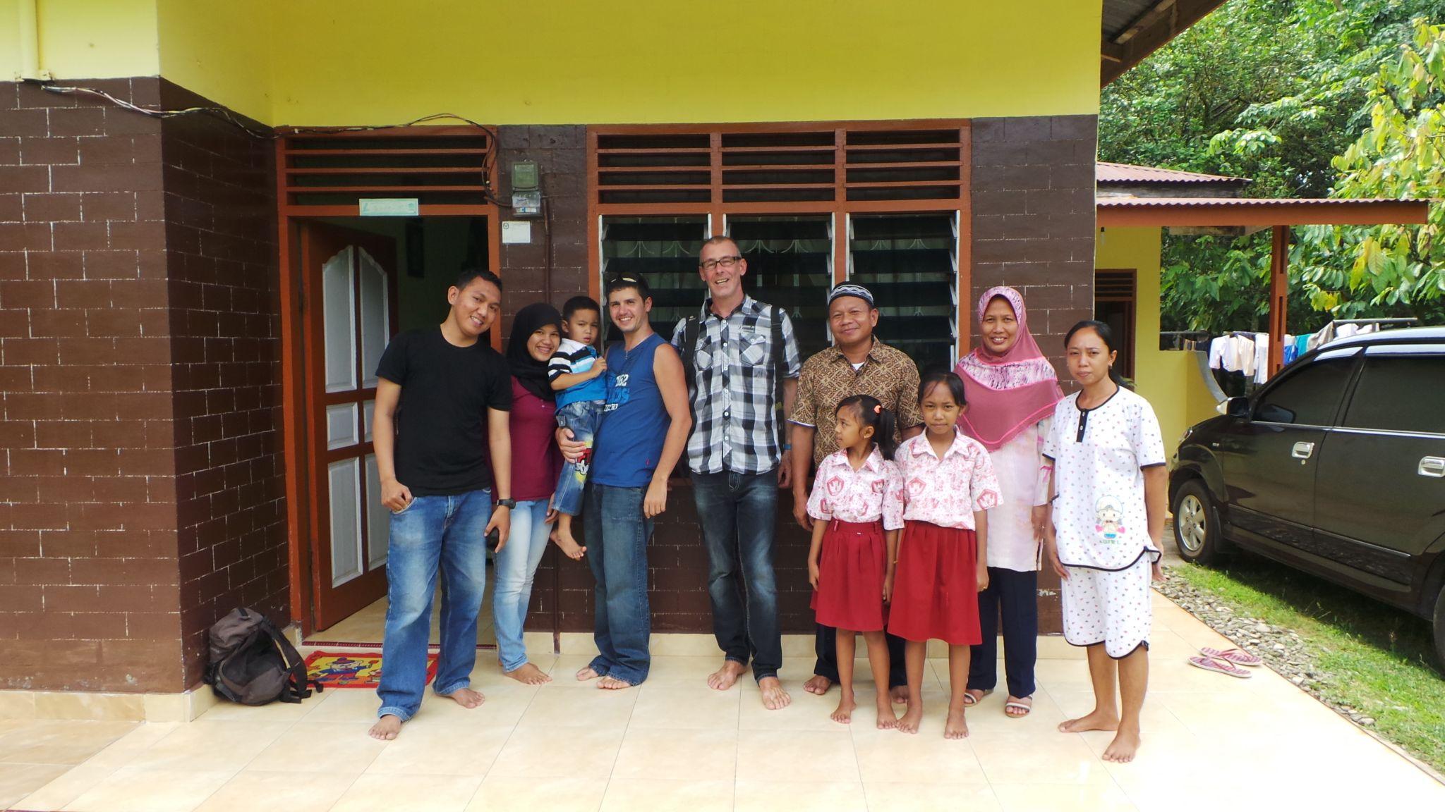 Indonésie… Sumatra