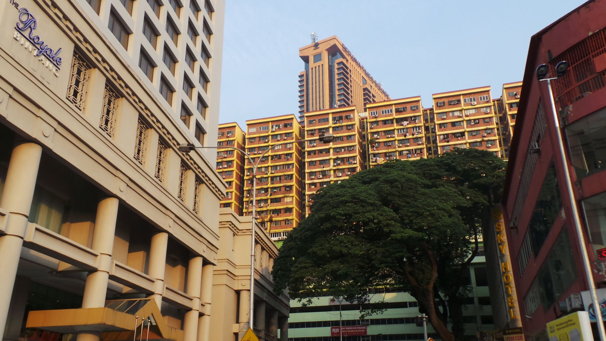 Malaisie… 1ères impressions