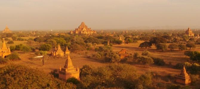 Birmanie… de Mandalay à Yangon