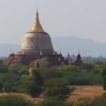 stupa en rénovation