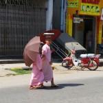 novices bouddhistes