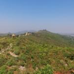 des collines et des stupas