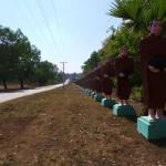 sur la route du big bouddha