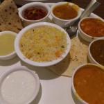 thali végétarien du midi