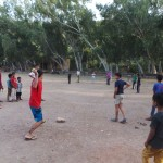 cricket team de Bundi