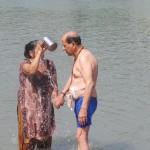 Gange et purification