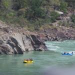 Rafting et Yoga