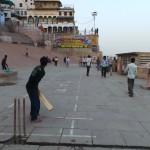cricket sur les ghat