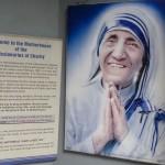 Mère Teresa...