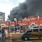 incendie à new market