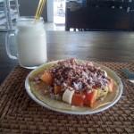 pancake du matin