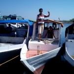 en route pour Pulau Moyo