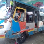 bus tout pourri